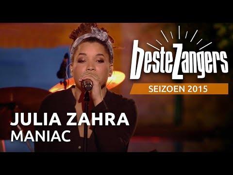 Julia Zahra - Maniac - De Beste Zangers van Nederland
