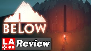 Below Review | Xbox One X & PC (Video Game Video Review)
