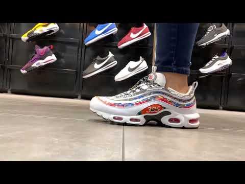"182de96545c Nike Air Max Plus 97 ""305"" - YouTube"