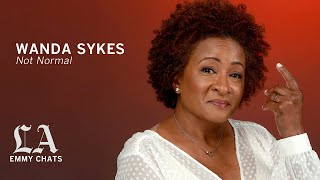 Wanda Sykes on going from 'Oh Well' to 'Not Normal' when thinking of President Trump