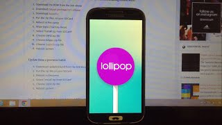File fast download 5 zip of lollipop Android 5.0