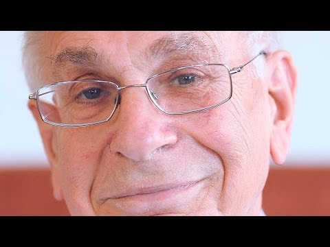 Episode 4 − Intuition and Rationality: Uncut conversation with Daniel Kahneman