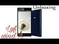 Unboxing & First Look  LYF Wind 7S