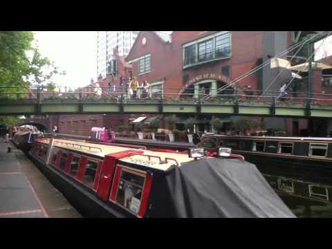 Walking the River Ports in Birmingham!