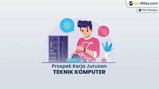 Prospek Kerja Jurusan Teknik Komputer