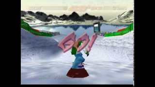 1080 SnowBoarding - 83592 Points, Personal Record