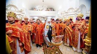 Литургия в день памяти св.Иоанна Сочавского в Аккермане