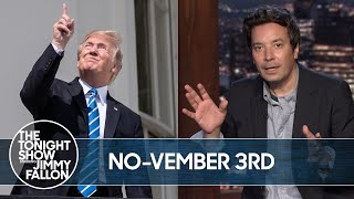 Trump Wants to Delay the 2020 Election | The Tonight Show
