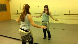 Video of Belly Dance for Beginners with Talia - lesson #1 The Jewel Move(Belly Dance for Beginners with Talia - lesson #1 The Jewel Move. Learn the Beautiful exotic art of Arabic Style Belly Dance in easy steps that anyone can learn., 2012-01-28T19:33:57.000Z)