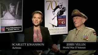 Scarlett Johansson on Keeping the Spirit of 45 Alive!
