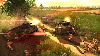 Nuclear Missile Silo DEFENSE, Last Stand Mission | Wargame: European Escalation Gameplay