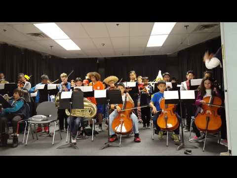 Lorton Station Elementary School Band