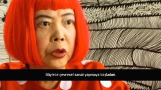 Yayoi Kusama (Sanat Tarihi  Global Çağdaş Sanat) (Tate Modern Müzesi  Global Modernizm)