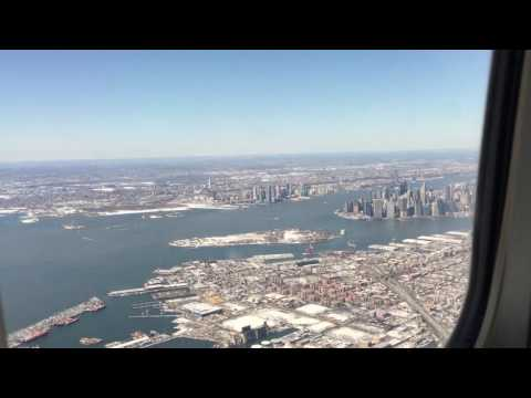 Thumbnail: New York City fly by