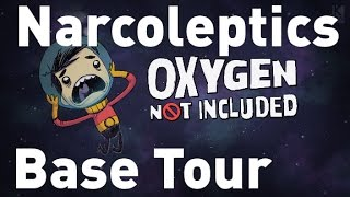 Oxygen not Included - Narcoleptic Base Tour - Cycle 220+
