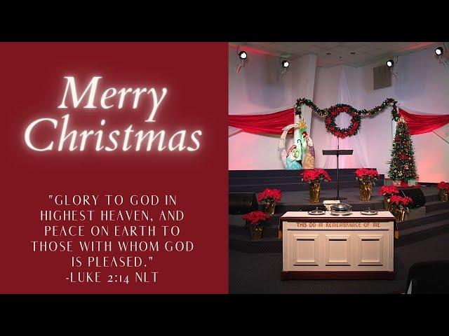 Christway Dec. 27  An All Access Message