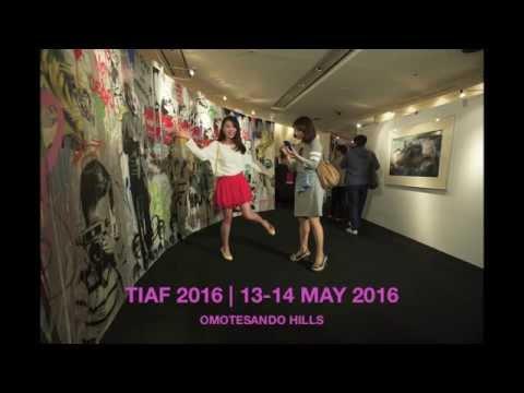 Tokyo International Art Fair 2016   13-14 May 2016