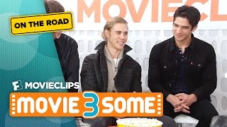 Sundance Special with Austin Butler & Tyler Posey: Movie3Some On The Road