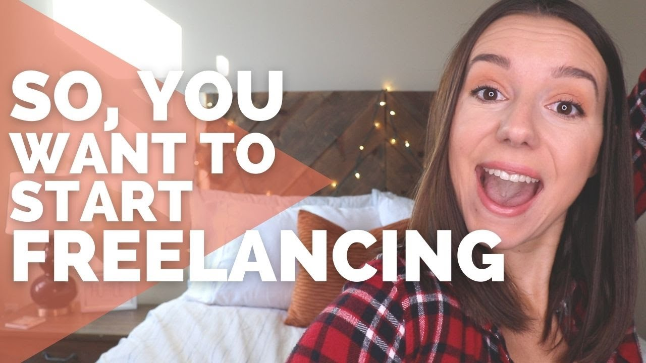 4 Quick Tips on How to Start a Freelance Business
