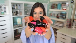 Lancôme Matte Shakers Liquid Lipsticks | Review + Swatches