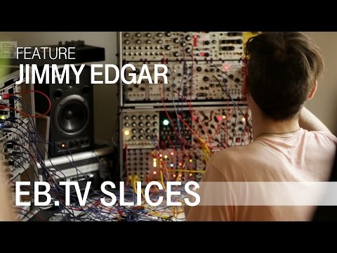 Jimmy Edgar Feature (Slices Issue 2-12)