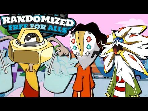 OK Ed Boy | Randomized Free For All | Pokemon SwSh (4K)
