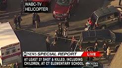 Connecticut Shooting in Newtown: 27 Dead at Sandy Hook Elementary School