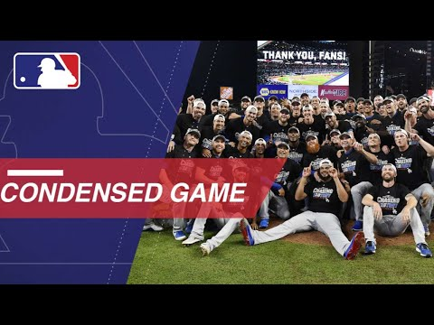 Condensed Game: LAD@ATL Gm4 - 10/8/18