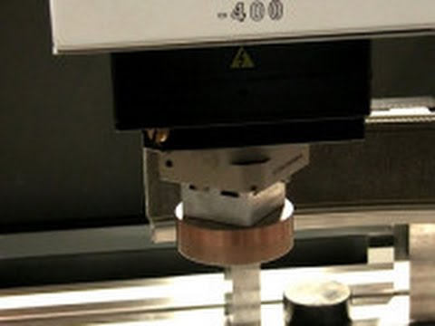 Machining for the Aerospace Industry with Electrical Discharge Machining