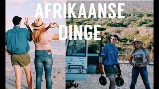 Afrikaanse mense en en hulle dinge
