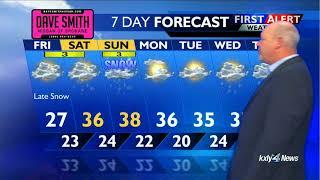 Friday Forecast 2-23