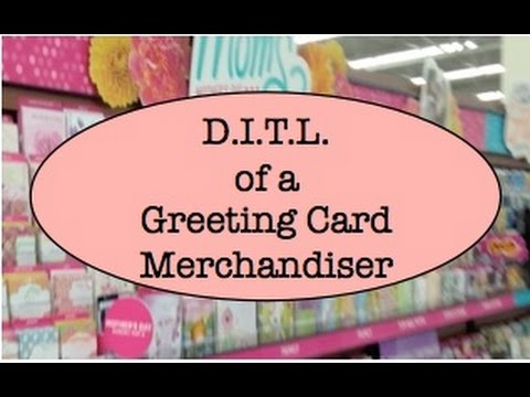 Ditl of a greeting card merchandiser youtube m4hsunfo