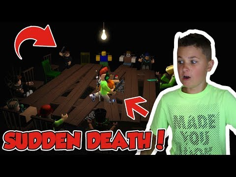 SWEET REVENGE AT THIS SUDDEN DEATH TABLE in ROBLOX BREAKING POINT