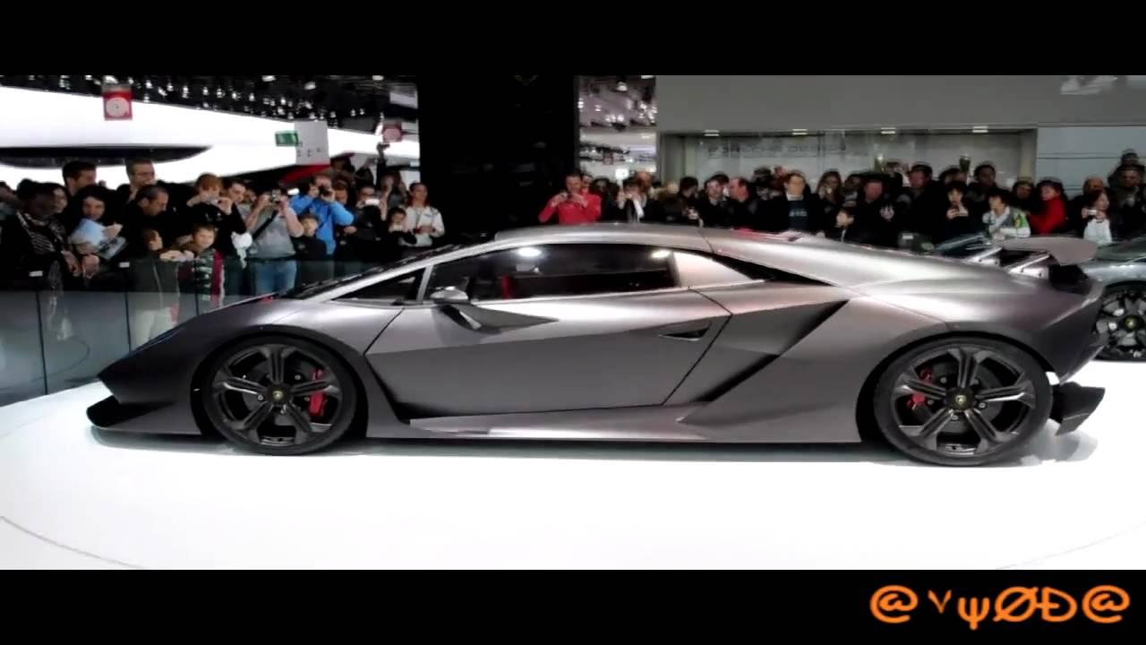 lamborghini sixth element mondial auto paris 2010 hd - youtube