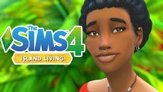 The Sims 4 Island Living Let's Play #1 | Moving Home