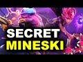 SECRET vs MINESKI - ESL ONE Hamburg 2018 - PRO DOTA 2