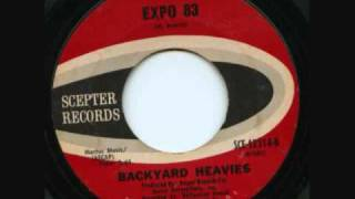 Backyard Heavies - Expo 83