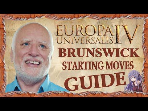 EU4 1.30 Brunswick Guide 2021 I Forming Hannover & Playing Tall Master