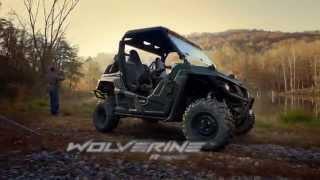 YAMAHA Motorsports Wolverine - Archery version