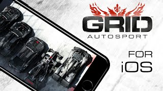Grid Autosport - Ios/Android Gameplay#2