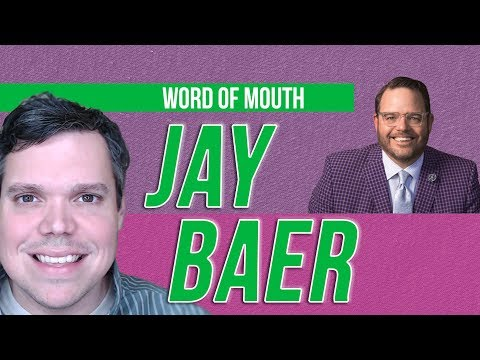 Hug Your Haters, A Jay Baer Interview