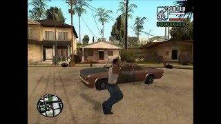 GTA San-Andreas : Бессмертная машина .