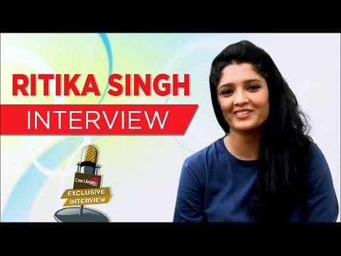 Vijay Sethupathi my darling Says Ritika Singh | Interview | Aandavan Kattalai, Irudhi Suttru