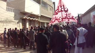 10th Muharram Jul00s at Tando Thoro Hyderabad on Dt: 06-12-2011part10