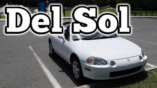 Regular Car Reviews: 1995 Honda Del Sol