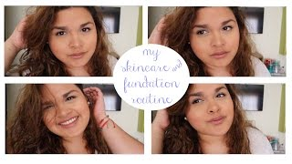 MY SKINCARE & FUNDATION ROUTINE Thumbnail
