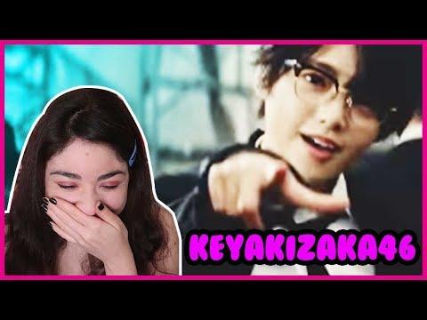 Keyakizaka46 - Kaze ni Fukaretemo  Reaction  JPOP españolAshti Dulce