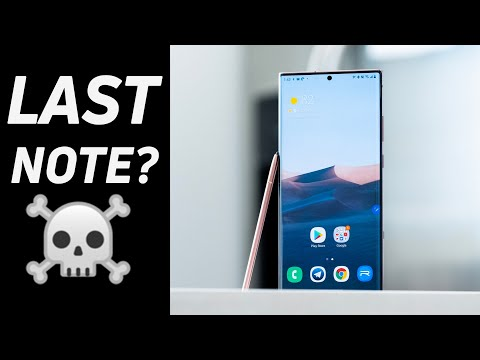 Should Note 20 Ultra should be the LAST Galaxy Note?