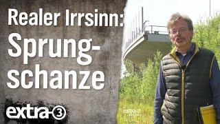 Realer Irrsinn: Die Sprungschanze von Bremen | extra 3 | NDR