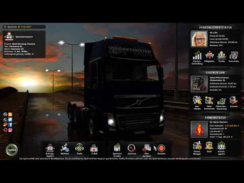ETS2 Spezial Transport, Dortmund   Hannover, Winter 1
